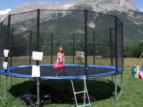 Vues des Alpes:Puy saint Vincent