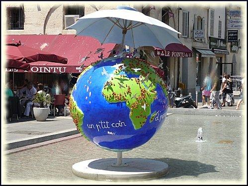 cool globe parapluie 3