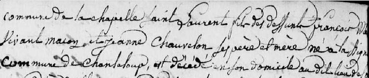 Qui est Jeanne Chauvelon ?