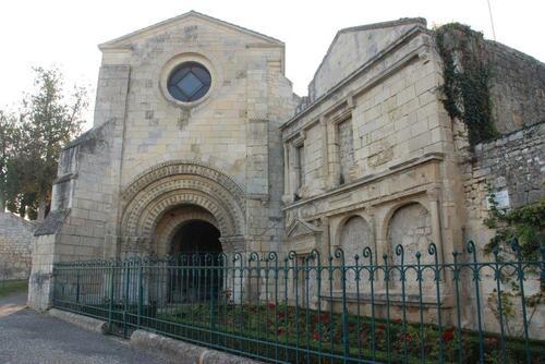 La chapelle St Gilles