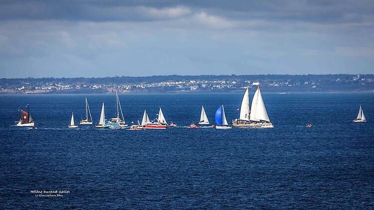 Tara arrive à Lorient