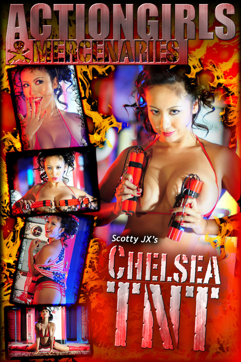 Models Collection : ( [Actiongirls.com] - |Photoset 23/03/2010 - Mercenaries| Chelsea : TNT )