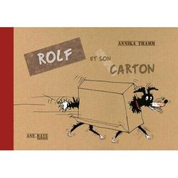 Rolf et son carton Ane Baté (Editions)