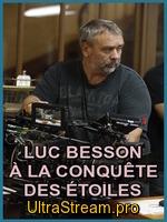 """Luc Besson à la conquête des étoiles : Du Grand Bleu à Valérian, retour sur un réalisateur hors du commun. Plongez dans l?univers de Luc Besson qui a décidé d?aller au bout de ses rêves ! un film documentaire inédit sur le destin hors du commun de Luc Besson, césar du meilleur réalisateur ! Du """"Grand bleu"""" à """"Le Cinquième élément"""" en passant par """"Lucy"""" ou """"Nikita"""", grâce à une interview exclusive, Luc Besson revient sur son incroyable parcours. L?un des films les plus ambitieux de l?histoire du cinéma, « Valérian et la Cité des mille planètes » est son dernier opus adapté de la mythique BD de Pierre Christin et Jean-Claude Mezières. Doté d?un budget colossal de 180 millions d?euros dont 100 millions consacrés uniquement aux effets spéciaux, Valérian est le premier film Européen à jouer dans la même cours que les superproductions hollywoodiennes. ... ----- ... Chaine TV : TMC Date de diffusion : 25/07/2017 Réalisé par : Florent Maillet Acteurs : Luc Besson, Virginie Besson Silla, Olivier Bériot, Julien Rey, Gilles Jacob, Louise Bourgoin et Franck Gastambide Nationalité : Français Durée : 1h 11min Langue : Français"""