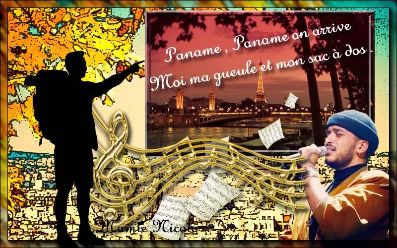 ♥♥ défi musical et pour Manik ♥♥