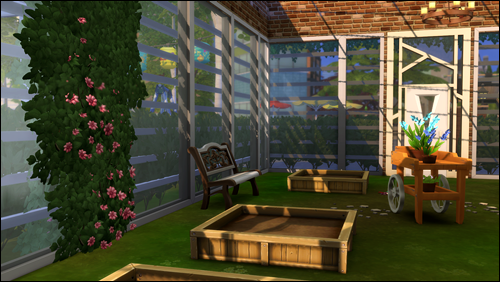 'Windenburg's Community Garden'