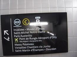 Paris : Jour 1 (seconde partie)