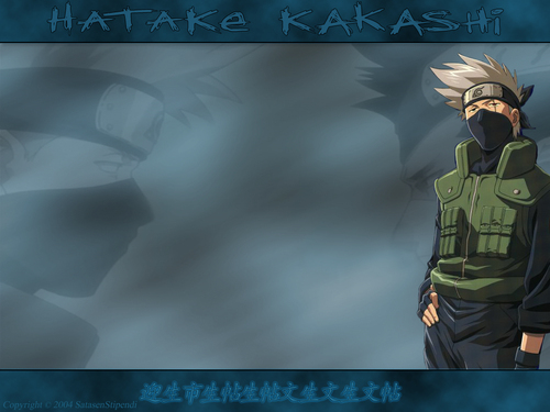 Images de Kakashi Hatake