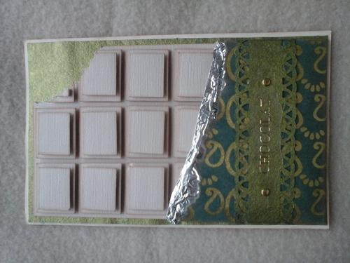 Atelier Carte Chocolat