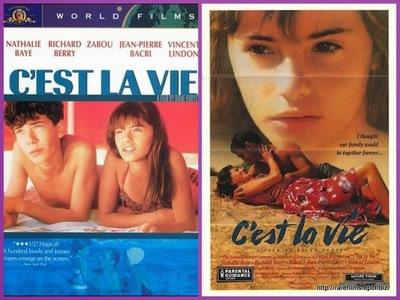 Такова жизнь / C'est La Vie / La Baule-les Pins. 1990. DVD.
