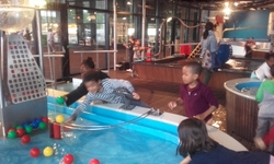 Les CPb à la Cité des Enfants