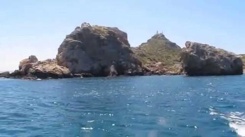 îles Habibas, au large d'Oran