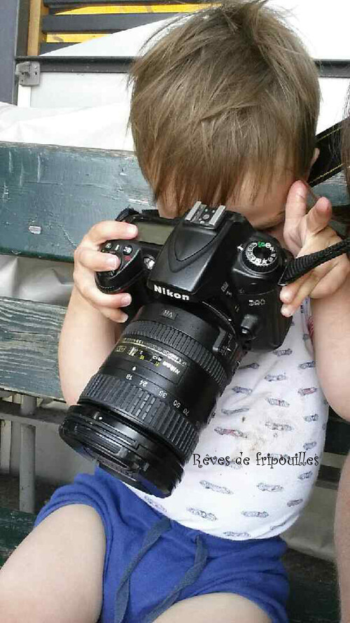 """""""ça roule"""" - A travers leurs yeux d'enfants - rdv photos"""