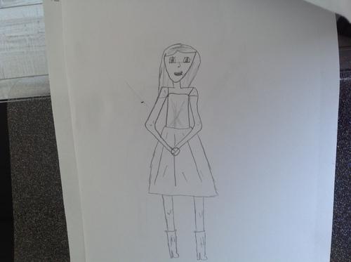 Un dessin tout simple
