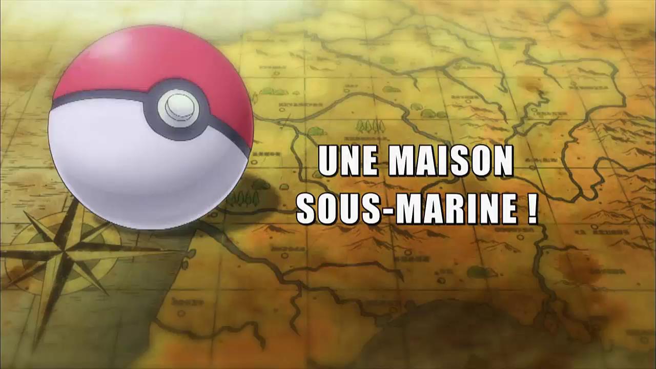 Pokémon - 18x03 - Une maison sous-marine !