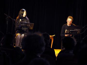 Jeudi 9 mars - 19h.  Li-Li - Shu Cai - Yu Xiang. Péniche Spectacle
