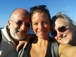 Papa et Maman en Australie!