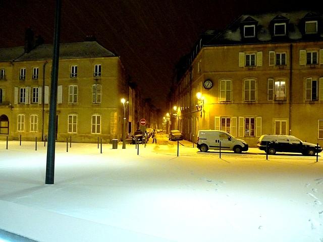 Metz sous,la neige 8 Marc de Metz 16 01 2013