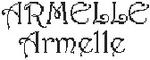 Dictons de la Ste Armelle + grille prénom !