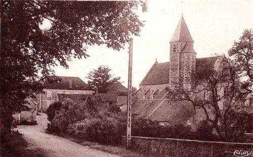 Famille Demont, Ste-Colombe-sur-Loing, Moutiers-en-Puisaye (89)