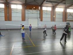 Rencontre USEP badminton