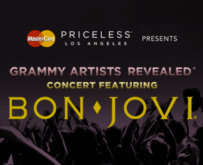 BONJOVI en concert le 1er décembre 2012 à LA / Livestream