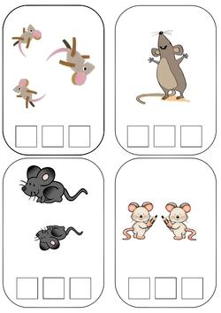 Un - un peu - beaucoup... de souris