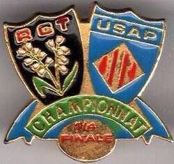 Pin's RCT-USAP 1/4 finale 1993 (19)