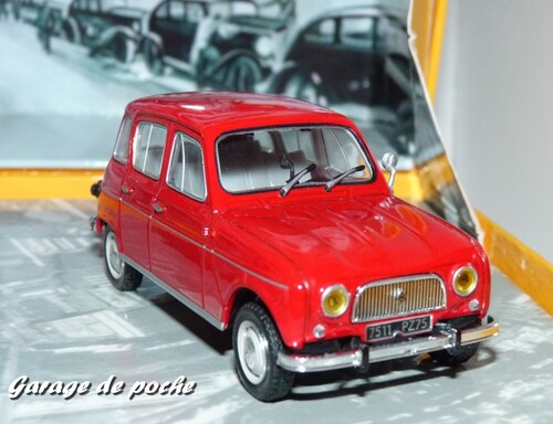 Renault 4L 1960