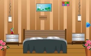 Jouer à Forest timber house escape