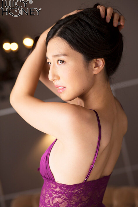 WEB Gravure : ( [X-City - JUICY HONEY AUTHENTIC VISUAL COLLECTION CARDS] - | Vol.36 / No.124 | Iori Kogawa/古川いおり )