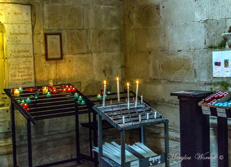 Bretagne : Dinan, Basilique Saint-Sauveur 2/3