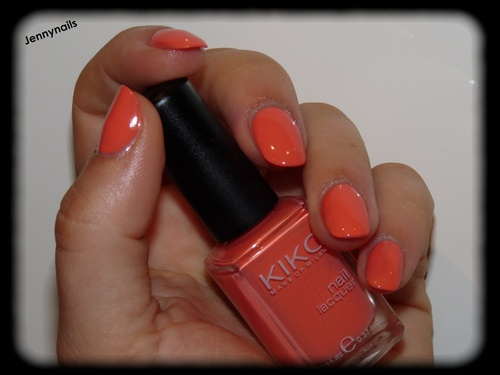 KIKO 358 - Peach Rose