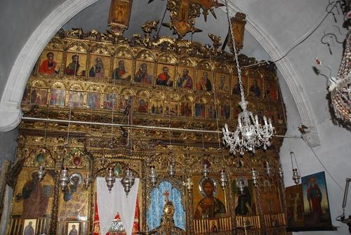 Monastère Chrysorrotogia à Zypre (photos)