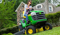 Use of Garden Tractor For Small areas