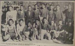Les Martyrs (Chouhada) de la Section Cross