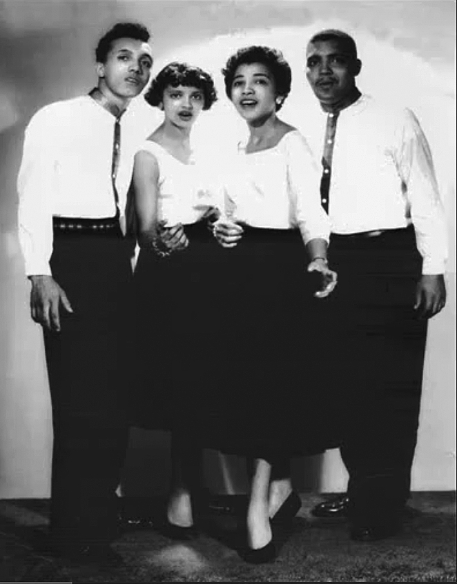 The Tune Weavers - doo-wop
