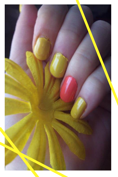 Swatche Kiko 355 Canary Yellow