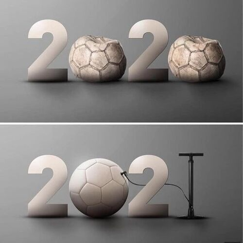 Que tout aille bien en 2021
