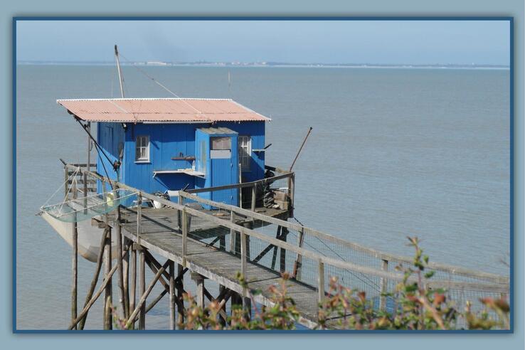 Rando à Port des Barques et Ile Madame