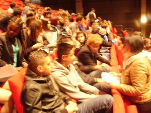 Journée &quot&#x3B;Lycées, art et création&quot&#x3B;