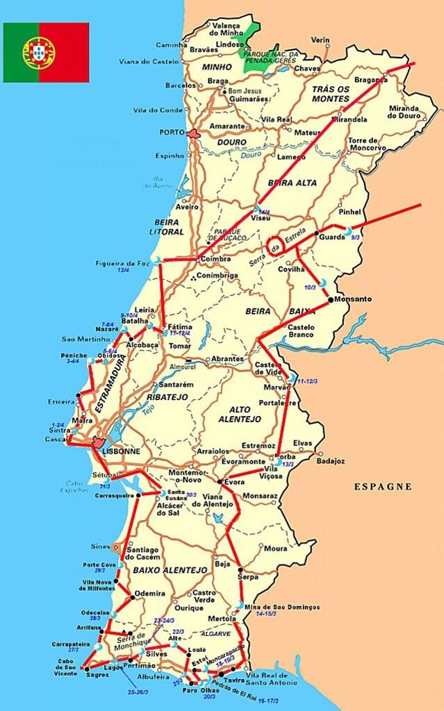 Circuit 15 Portugal