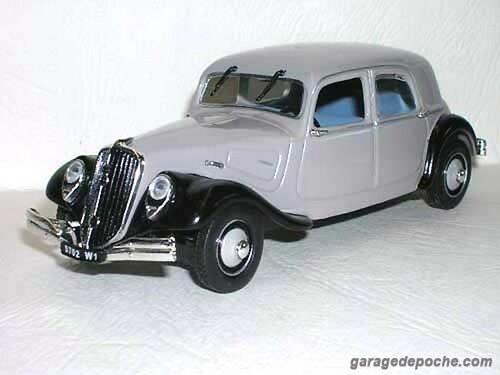 Citroën Traction 22 cv 1934