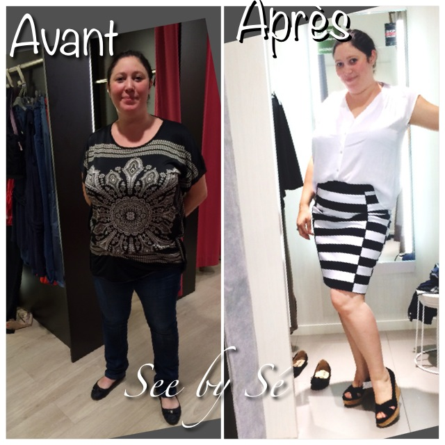 Relooking Avant Apr S Laetitia See By S
