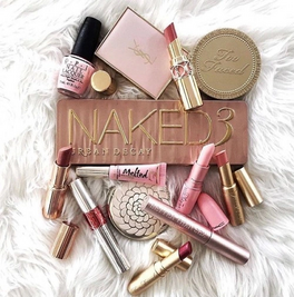 Image de makeup, beauty, and naked