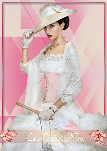 FAC0075 - Tube femme chapeau