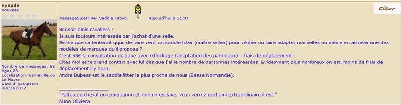 Le Post de Aude