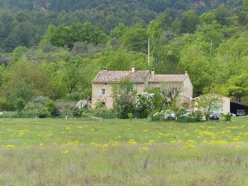 Le Mas de Pierre (Moustiers Sainte Marie - 04)