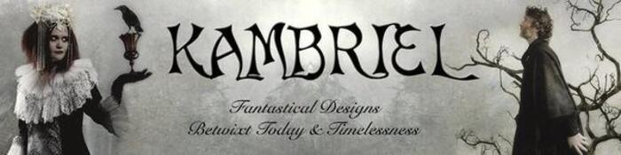 Kambriel, créatrice
