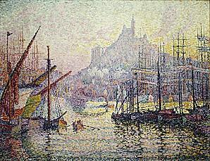 20100316075324!Paul Signac Port de Marseille